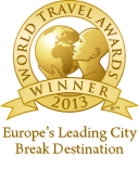 World Travel Awards - Europe Leading City Break Destaination