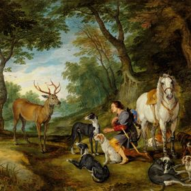 Rubens, Brueghel, Lorrain - The northern european landscape from the Prado Museum