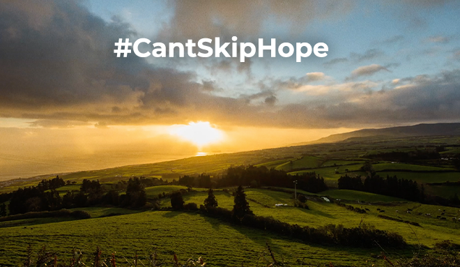 #CantSkipHope