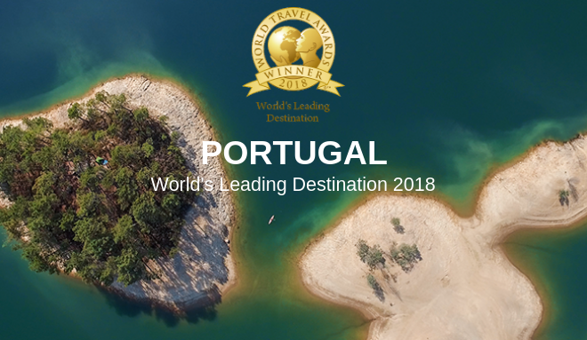 Portugal, World's Leading Destination 2018