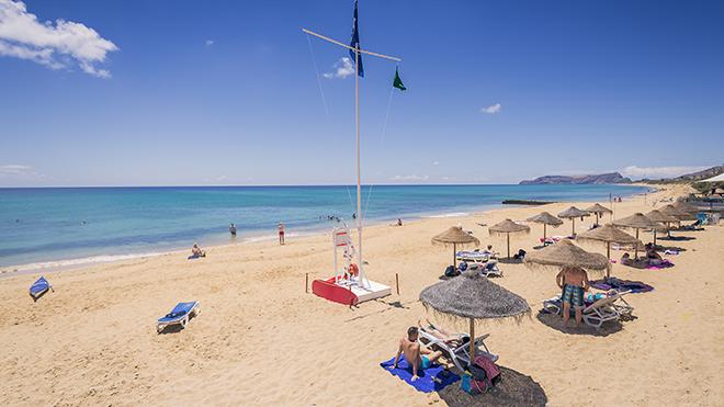 Praia de Porto Santo - Francisco Correia
