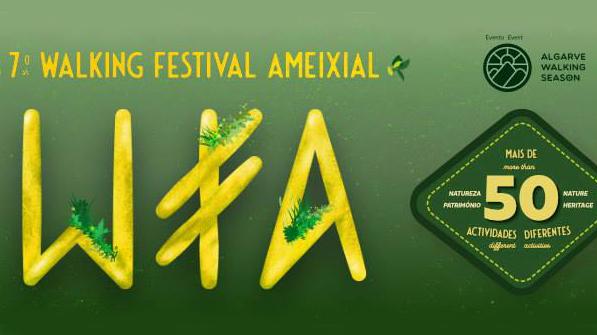 Festival de Caminhadas do Algarve - Walking Festival Ameixial