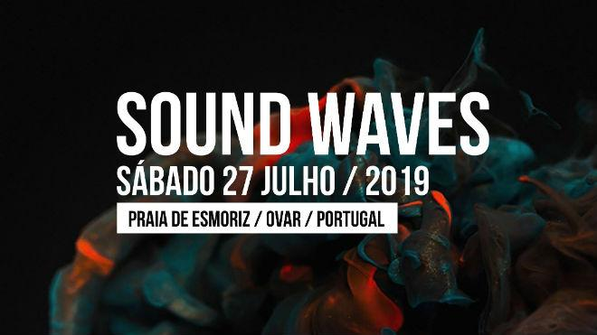 Sound Waves - Beach Party