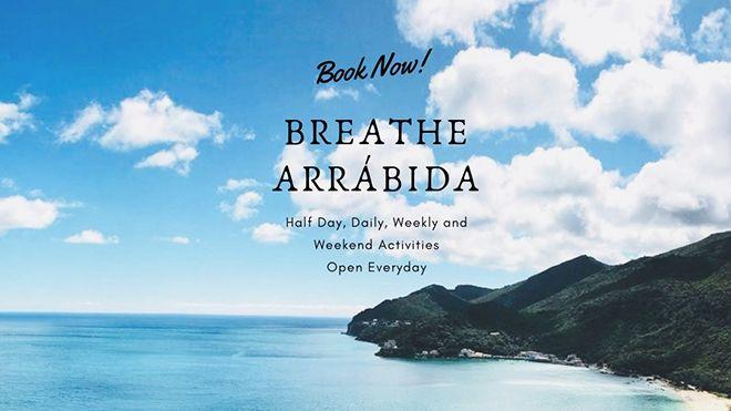Breathe Arrábida Photo: Breathe Arrábida