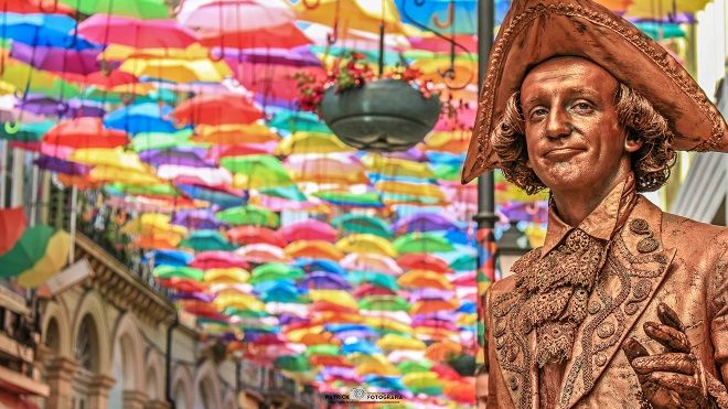 Agitágueda&#10Place: Águeda - Rua Luís de Camões&#10Photo: Patrick Ferreira