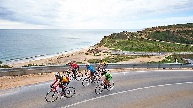 Algarve Cycling Holidays Local: Sagres Foto: Algarve Cycling Holidays