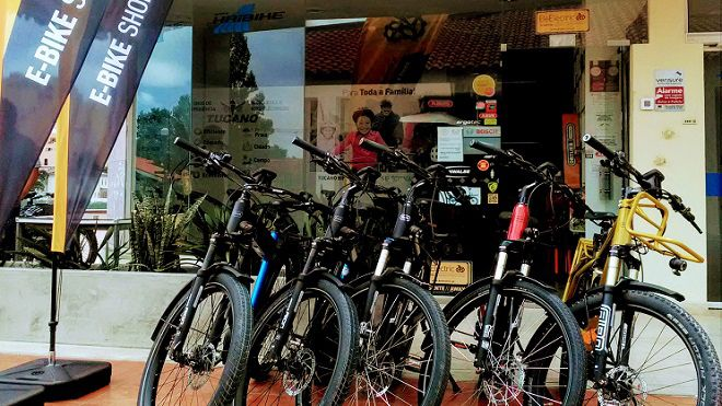 BeElectric_ebikes shop Foto: BeElectric_ebikes shop