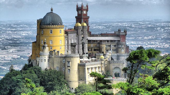 Best Tours_Palácio Nacional da Pena Photo: Best Tours
