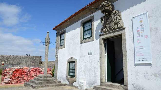 Bienal de Cerveira Luogo: Vila Nova de Cerveira  Photo: Fundação Bienal de Cerveira