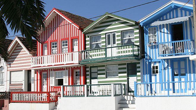 Praia da Costa Nova Место: Ílhavo Фотография: ABAE