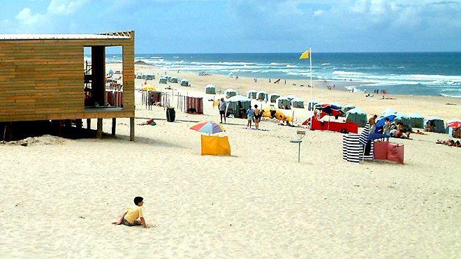 Praia de Mira Место: Mira Фотография: ABAE