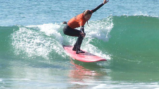 Carcavelos Surf School&#10Plaats: Carcavelos&#10Foto: Carcavelos Surf School