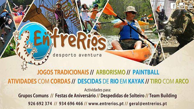 EntreRios Desporto Aventura Place: Vidigueira Photo: EntreRios Desporto Aventura
