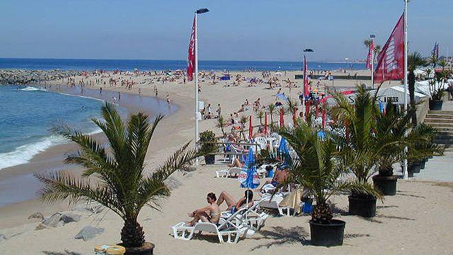 Praia da Baía - Espinho Ort: Espinho Foto: ABAE