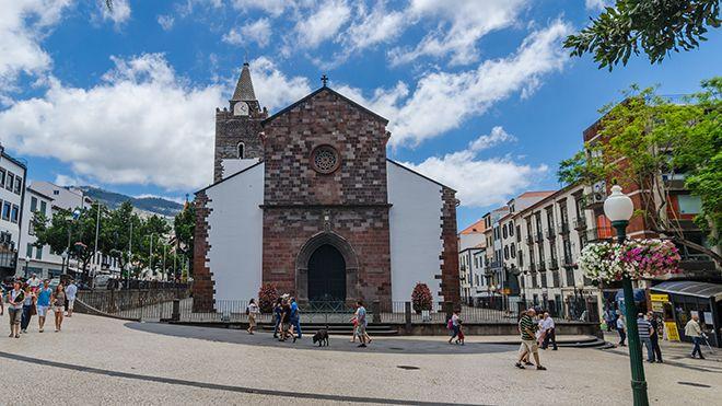 Sé Catedral do Funchal Local: Madeira Foto: Shutterstock / Mikhail