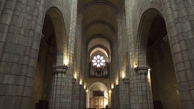 Sé Catedral do Porto Local: Porto Foto: Pedro Sousa - Amatar