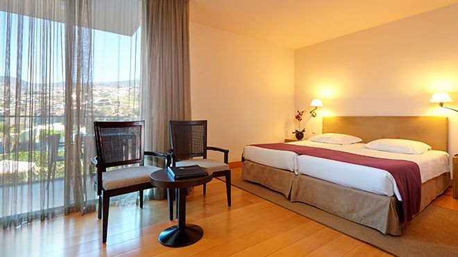 Golden Residence Hotel - Twin Room 場所: Funchal