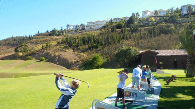 Golf Santo António - Academia Place: Budens, Vila do Bispo