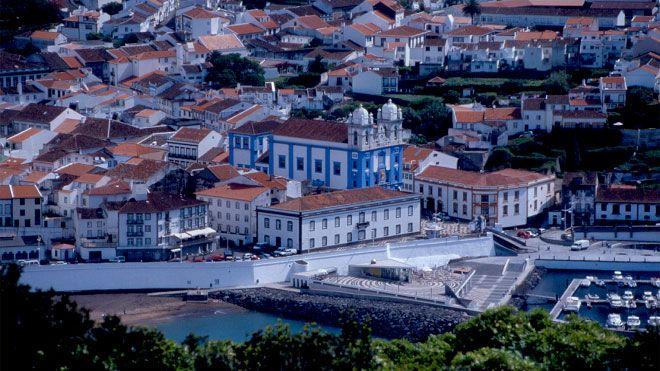 Historic City Center of Angra do Heroísmo Place: Angra do Heroísmo_Terceira_Açores  Photo: Turismo dos Açores