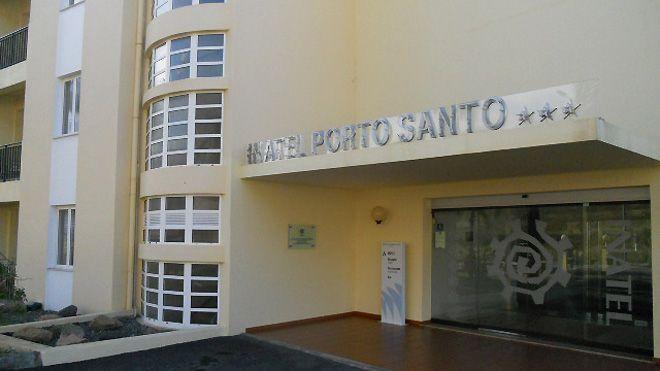 INATEL Porto Santo Hotel Place: Porto Santo Photo: INATEL Porto Santo Hotel
