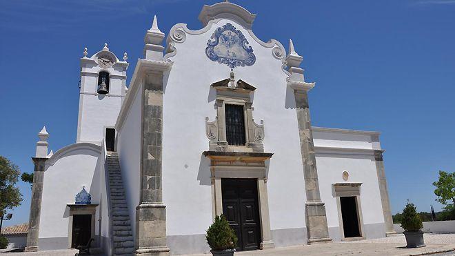Igreja de São Lourenço de Almancil Lieu: Almancil Photo: Pedro Reis