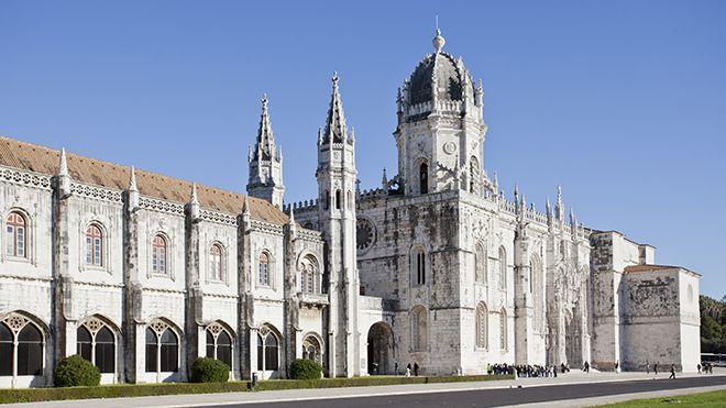 Mosteiro dos Jerónimos&#10Plaats: Lisboa&#10Foto: João Henriques / Amatar