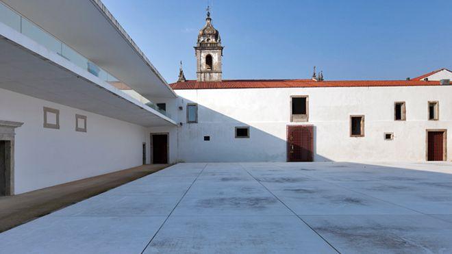 Mosteiro de São Martinho de Tibães Local: Mire de Tibães Foto: Direção Regional de Cultura do Norte