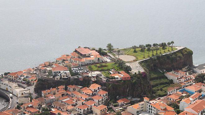 Madeira-Green-Train Place: Funchal Photo: Madeira-Green-Train