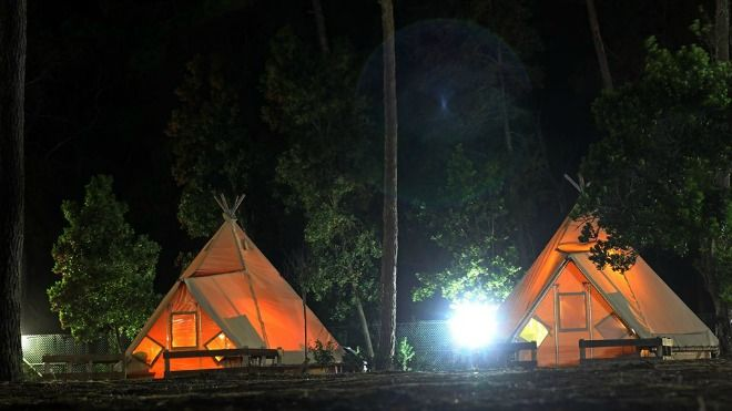 Mira Lodge Park