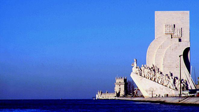 Padrão dos Descobrimentos Local: Belém Foto: Belém