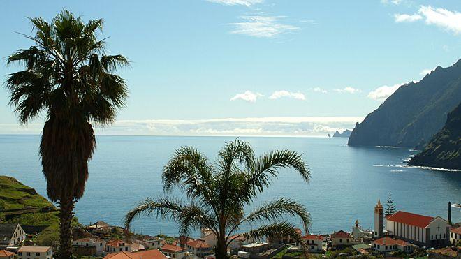 Porto da Cruz&#10場所: Madeira&#10写真: Madeira