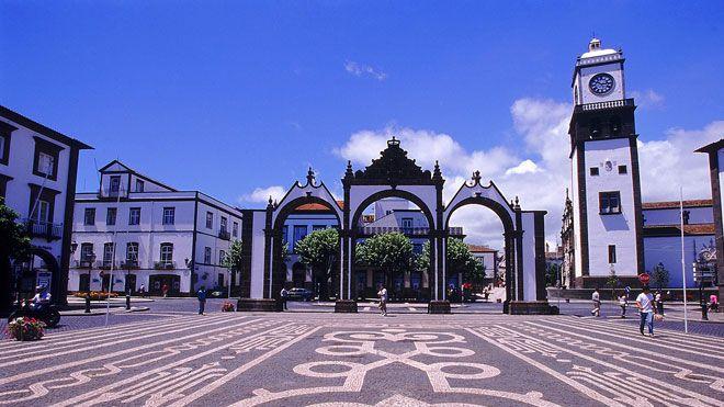 Ponta Delgada Место: Açores Фотография: Açores