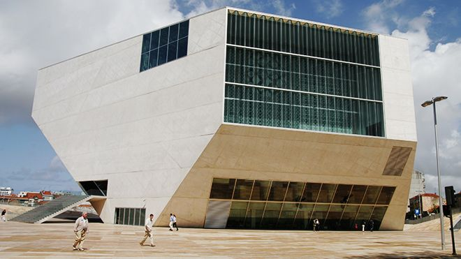 Casa da Música Plaats: Porto Foto: Porto