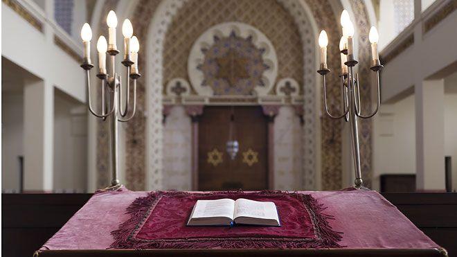 Sinagoga de Lisboa&#10Local: Sinagoga