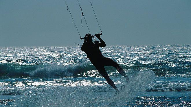 Kitesurf Foto: Turismo de Portugal