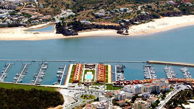 Marina Local: Portimão Foto: Turismo de Portugal
