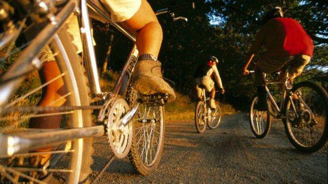 Bike ride&#10Foto: Paulo Magalhães