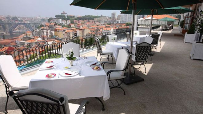 Porto Place: Porto Photo: The Yeatman Hotel