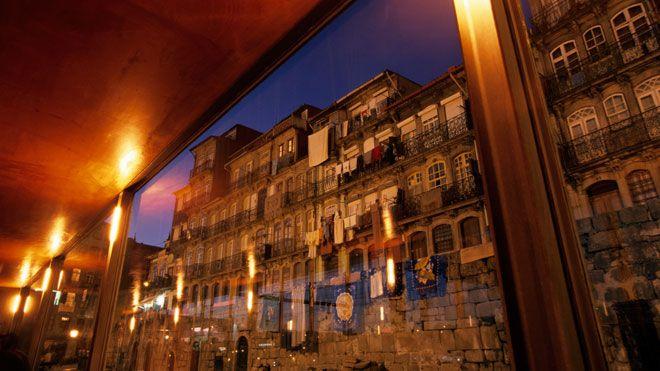 Ribeira, Porto&#10Local: Porto e Vila Nova de Gaia&#10Foto: António Sá