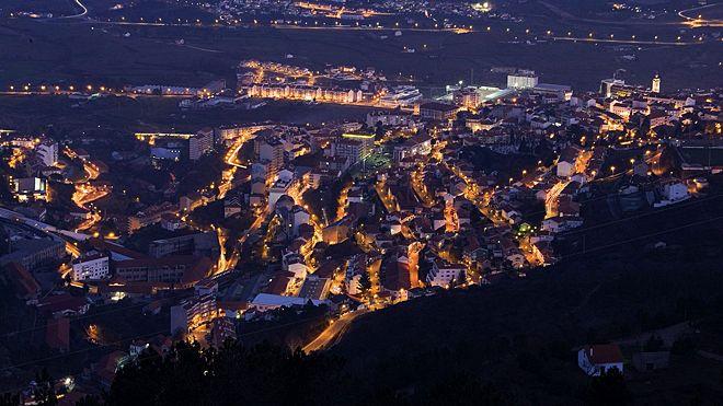 Covilhã Place: Covilhã Photo: Turismo Centro de Portugal