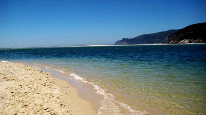 Troia-Mar Ort: Tróia Foto: Turismo do Alentejo