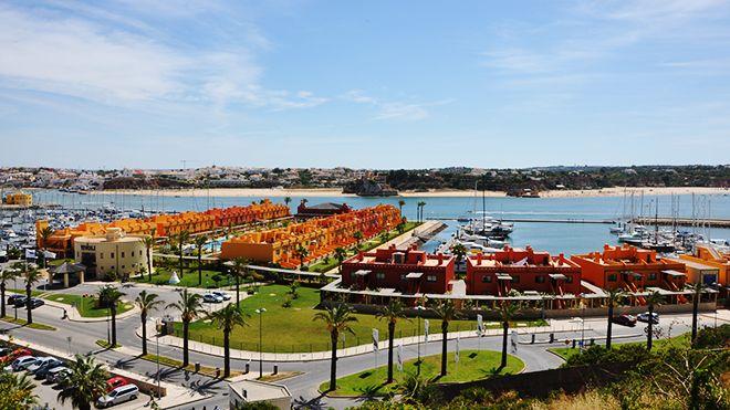 Marina de Portimão Local: Portimão Foto: Turismo do Algarve