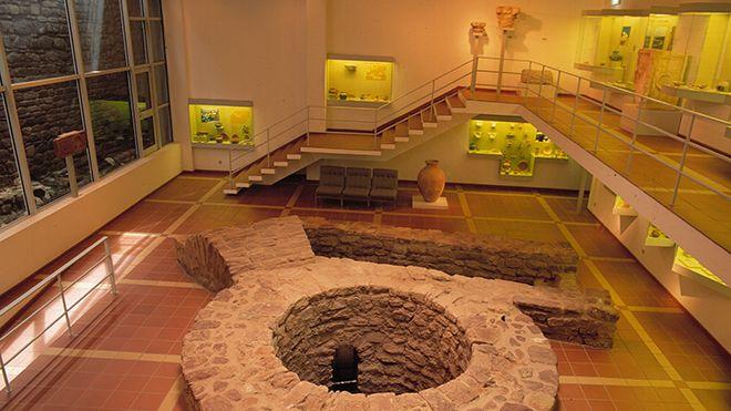 Museu Arqueológico Ort: Silves Foto: António Sacchetti
