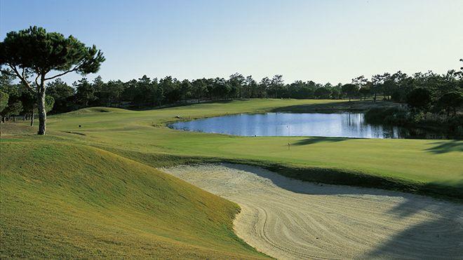Golf Course Place: Quinta do Lago Photo: Associação de Turismo do Algarve