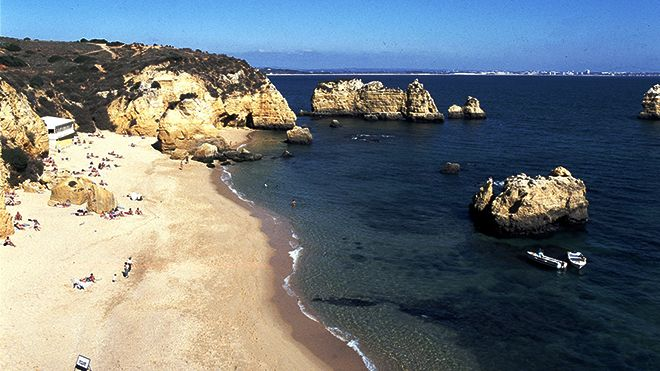 Algarve coast&#10Place: Algarve&#10Photo: John Copland