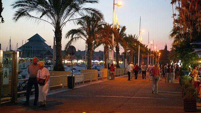 Marina Place: Vilamoura Photo: Turismo do Algarve