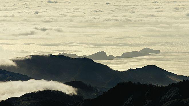 Ilha da Madeira Local: Pico do Areeiro Foto: Turismo da Madeira
