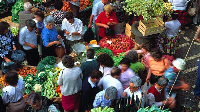Mercado dos Lavradores Place: Madeira Photo: Maurício Abreu