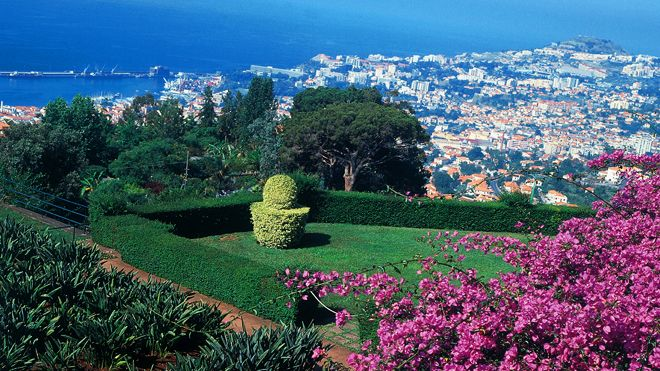 Monte Local: Funchal Foto: Turismo da Madeira