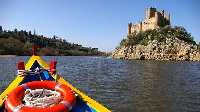 Castelo de Almourol Lugar Almourol Foto: Pérsio Basso_CM Vila Nova da Barquinha